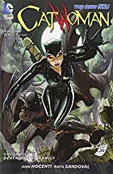 Catwoman Vol. 3: Death of the Family (The New 52) by Ann Nocenti (2013-10-22)