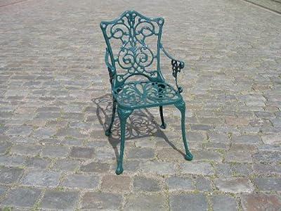 Stuhl Lugano, grün - (26110-214) von MERXX Handels GmbH