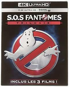 SOS Fantômes Trilogie [4K Ultra HD + Blu-ray]