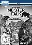 Meister Falk - Der Gesamtzyklus Meine besten Freunde / Zeit ist Glück / Die Zeichen der Ersten (DDR TV-Archiv) [5 DVDs]