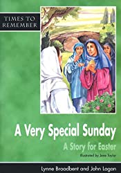 A Very Special Sunday - Pupil Book: A Story for Easter: Pupils' Book (Times to Remember)