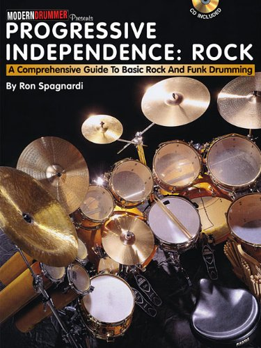 Progressive independence: book  percussions