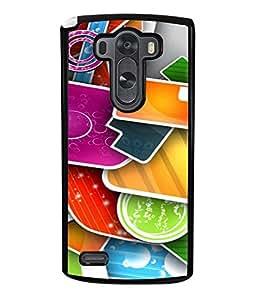 PrintVisa Puzzle Out Something High Gloss Designer Back Case Cover for LG G3 :: LG G3 Dual LTE :: LG G3 D855 D850 D851 D852