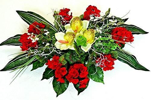 Kunstblume Nur zur Dekoration geeignet