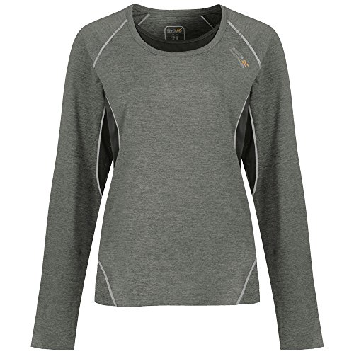 Regatta Womens/Ladies Froswick II Wicking Breathable Baselayer Top Deep Lake
