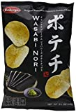 KOIKEYA Potato Chips Wasabi Nori, 4er Pack (4 x 100 g)