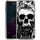 Samsung Galaxy A3 (2016) Housse Étui Protection Coque Crâne Tête de mort Tête de mort