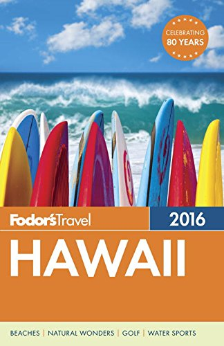 Fodor's Hawaii (Fodor's Full-Color Gold Guides)