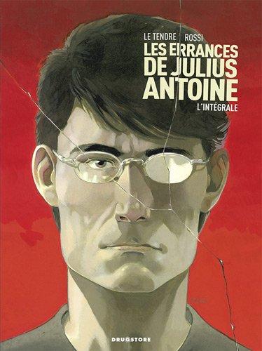 Les errances de Julius antoine, L'intégrale :