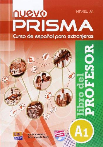 Nuevo PRISMA. Nivel A1. Libro del profesor - Lehrerhandbuch: Curso de español para extranjeros