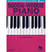 Boogie-Woogie Piano: The Complete Guide With CD!