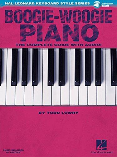 Boogie-woogie piano +enregistrements online (Hal Leonard Keyboard Style Series)