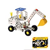 treasure-house multi-model Metall Block Brick DIY Konstruktion Set Modell Educational