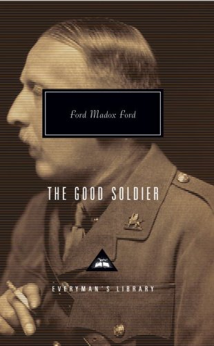 Book cover for The Good Soldier