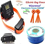 Generic Waterproof In-Ground Electronic Wireless Remote Pet Dog Fence Collar Containment System