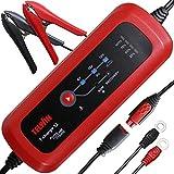 TELWIN T-Charge 12 PulseTronic, 12 Volt Batterieladegerät, Nr. 807567