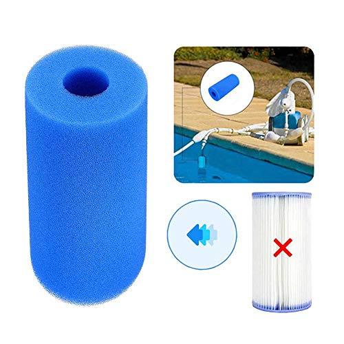 Quiet.T Intex Filterkartusche Typ A, Filterkartuschen Pool Typ A Wasserfilterkartuschen Filteranlagenzubehör 10040200MM
