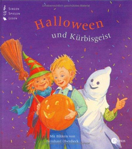 Halloween und Kürbisgeist