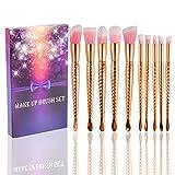 Best PREMIUM Frullatori - Fashion base® Premium Kabuki makeup Brush Essential set-10pcs Review