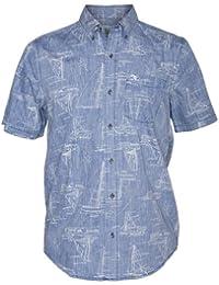 Hurley - Projet tissé la chemise des hommes -