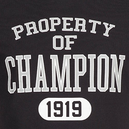 Champion Classic Tee Herren T-Shirt grau 211394-2