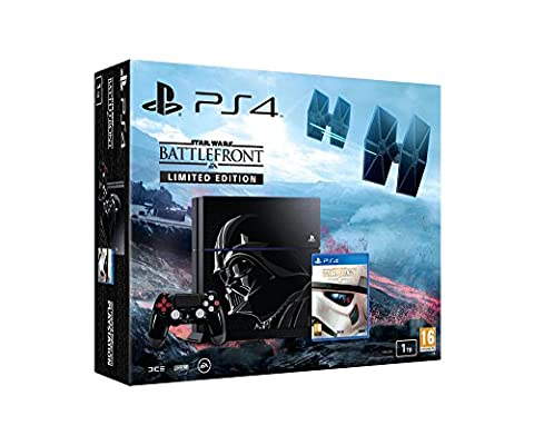 Console PlayStation 4 1To + Star Wars : battlefront -