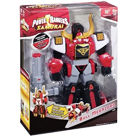 Power Rangers Super Samurai Bull Zord by Power
