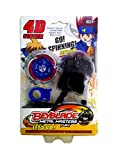 #10: Assemble Big Bang 4D Top Metal Masters Fury Beyblade ( Multicolor)