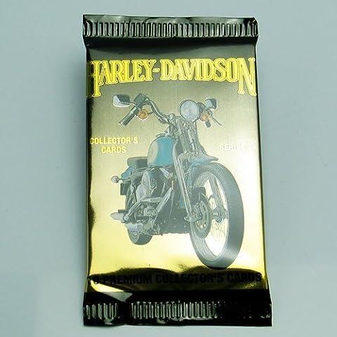 Herley Davidson Collectors Cards Series 2