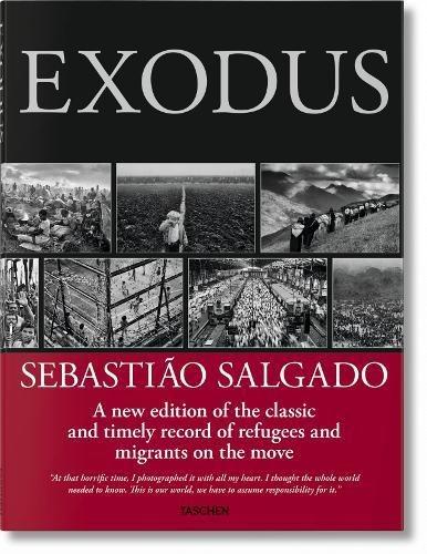 Exodus (Fo) por Sebastião Salgado