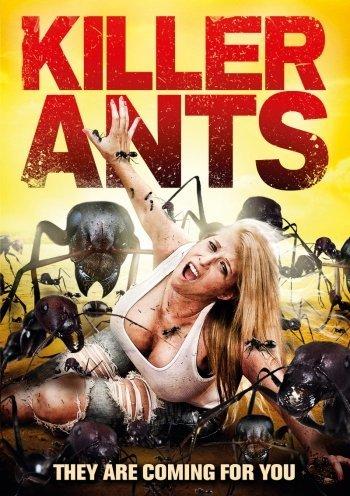 Killer Ants aka Invicta - DVD -Carolyn Banks with Matt Tramel and Sam Damon . by Matte Tramel Sam Damon Dawn Erin Jessica Gardn