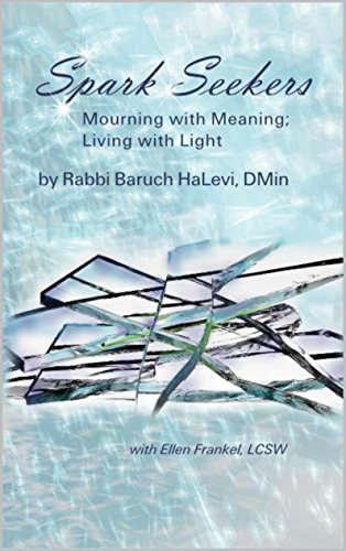 Spark Seekers: Mourning with meaning; Living with light (English Edition)