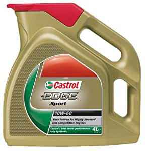 castrol edge engine oil 10w 60 4l car. Black Bedroom Furniture Sets. Home Design Ideas