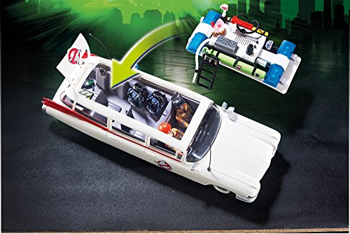 Playmobil   Ecto 1 Ghostbusters (9220)