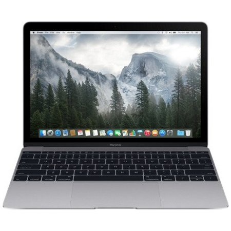 Apple MACBOOK CM-1.1G 8GB 256GB FL 30.5CM (12IN) RETINA - SPACEGR, MJY32D_A (30.5CM (12IN) RETINA - (Apple 12)