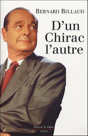 D'un Chirac à l'autre