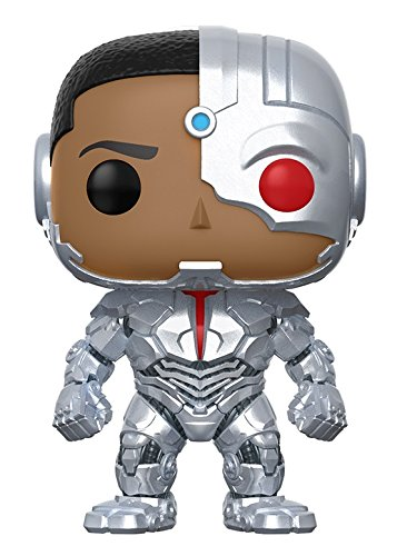 Flashpoint 560450 POP Heroes: Justice League Movie - Cyborg Preisvergleich