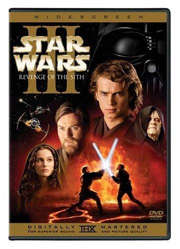 Star Wars: Episode III - Revenge of the Sith (Widescreen Edition) by Ewan McGregor