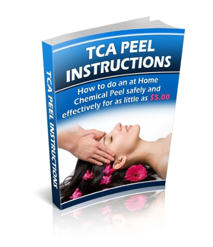 TCA Chemical Peel Instructions: How to do
