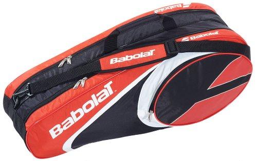Babolat Tennistasche Racket Holder X 6 Club Rot