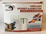 Elektronisches Hundegebell Kabelloses Infrarot Alarmsystem Einbrecher  Alarm Elektronischer Wachhund
