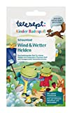 tetesept Kinder Badespaß Schaumbad Wind and Wetter Helden