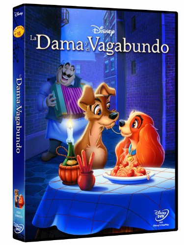 La Dama Y El Vagabundo [DVD]
