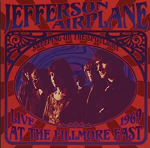 Sweeping Up the Spotlight: Live at the Fillmore [Import anglais]