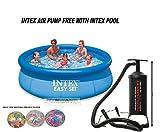 #9: Intex Easy Set Round Pool (10 feet x 30 inch)