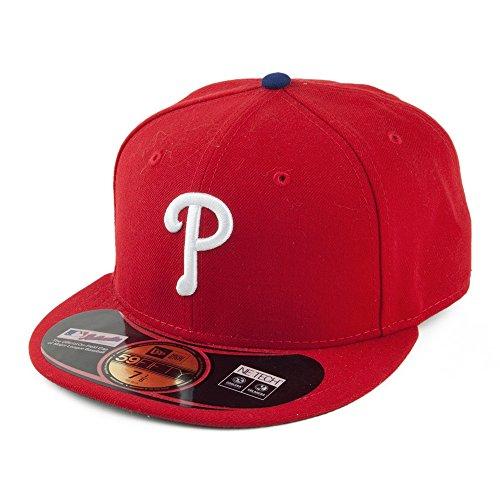 New Era 59FIFTY Philadelphia Phillies Baseball Cap - On Field - Game