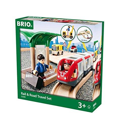 Brio 33209 - Set Viaggio Ferrovia e Strada