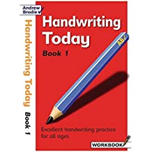 Handwriting Today: Bk. 1 (Handwriting Today)