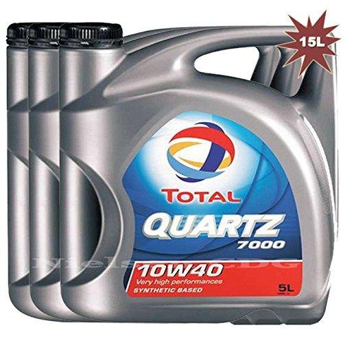 Total Quartz 7000 10w40 - Aceite motor gasolina/diese