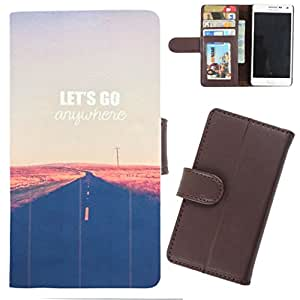 DooDa - For Lenovo A859 PU Leather Designer Fashionable Fancy Wallet Flip Case Cover Pouch With Card, ID & Cash Slots And Smooth Inner Velvet With Strong Magnetic Lock